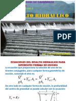 RESALTO HIDRAULICO formulas.pptx