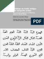 Catalogo de fondo antiguo con tipología árabe .pdf