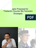 5 September 1400 - Piyalarp Wasuwat_Concept Proposed for the Thailand Counter Bio Terrorism