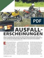 Ausfall-Erscheinungen, ABS-Reparaturen MOTORRAD 19/2017