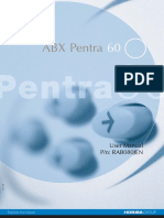 ABX Pentra 60 User Manual.pdf