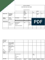 Clinical Pathway Peritonitis Ec App Perforasi