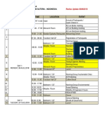 Revise AFEO Mid Term Programme