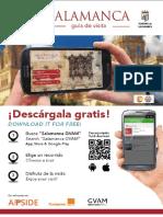 Guia Salamanca- Turismo Accesible
