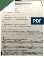 Practise Songs