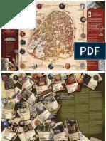 Salamanca Plano Comercio Antiguo