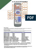 Panasonic Q video DVD region free mod