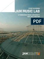 JAM MUSIC LAB UNIVERSITY – Study in VIENNA, AUSTRIA