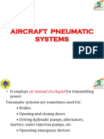 Aircraft Pneumatic Systems