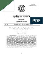 Chhattisgarh State Electricity Supply Code-2011