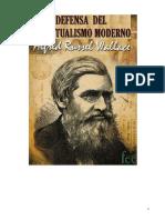 Alfred Russel Wallace - Defesa do Espiritualismo moderno.PDF
