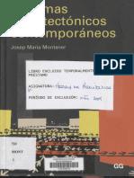 MONTANER,  - Sistemas-Arquitectonicos-Contemporaneos.pdf