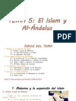 El islam y Al-Ándalus