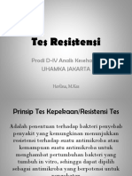 Tes Resistensi PPT