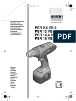 Bosch Perceuse Visseuse