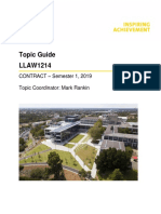 Contract Topic Guide 2019