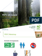 PEFCUK & Ireland Workshop Presentation