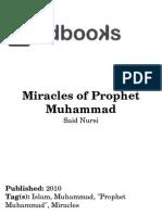 Said Nursi - Miracles of Prophet Muhammad(Sony Reader)