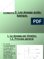 Partie 6 Chap 5 Les Dosages