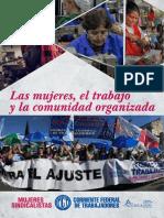 Cuadernillo 2019 Mujeres Sindicalistas