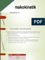 Parameter Dan Kecepatan Orde Reaksi