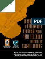 Un modelo físico de ordenamiento territorial para el Valle del Cauca a partir de su sistema de ciudades