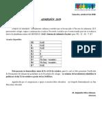 CIRCULAR  Admisión  2019.doc