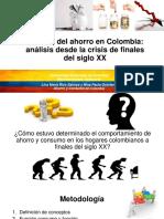 Historia del Ahorro en Colombia