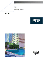 FFE and OSE Cost Benchmarking Guide 2016 Spreads