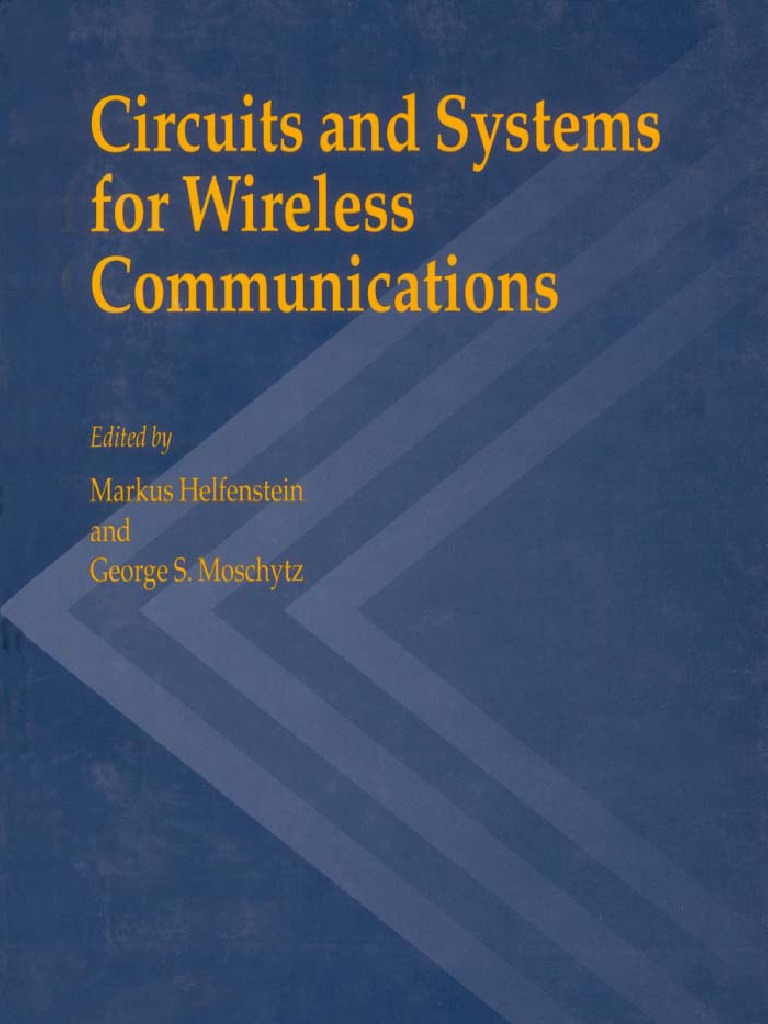 Circuits and Systems for Wireless Communications | Integrated ...