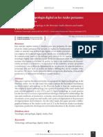 Hacia una antropología digital de los andes peruanos