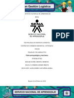 Ficha Antropologica y Test Fisico