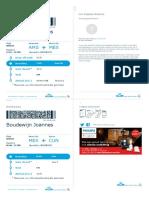Boarding Passes-18 Feb