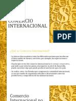 Conceptos de Comercio Internacional