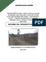Informe Del Residente de Obra