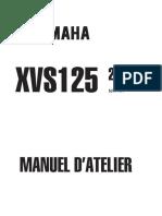 Manuel d'atelier Yamaha XVS 125 Dragstar.PDF