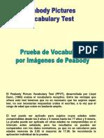 Presentación Peabody