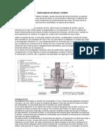 Carburadores de Difusor Variable