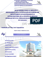 Propuesta Modelo Medicion y Mejoramiento Satisfaccion Clientes