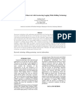 English_Identification of Reservoir With Geosteering Logging While Drilling Technology