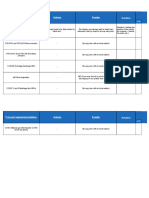 F Work Plan Template