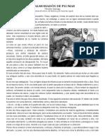 EL ALMOHADÓN DE PLUMAS