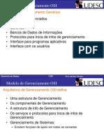 Modelo de Gerenciamento OSI