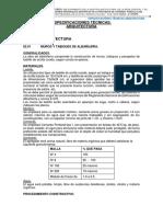 ESPECIFICACIONES TÉCNICAS ARQUITECTURA SEGUNDA ETAPA OBSERVACIONES.docx