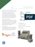 GEA12307C Partial Discharge Analysis