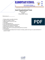SOT Mtg Agenda 2-12-19