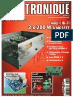 Electronique et Loisirs 142 - Printemps 2018