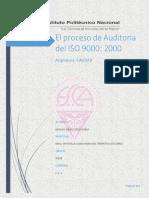 Auditoria. Miguel Angel Cruz