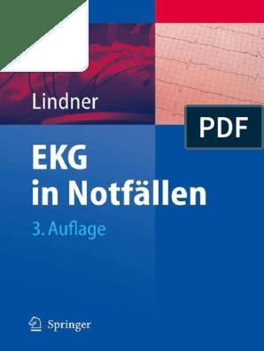 Spr Lindner Ekg In Notfallen 2006 Pdf