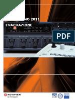 Notifier - Catalistino evacuazione - 2011.pdf